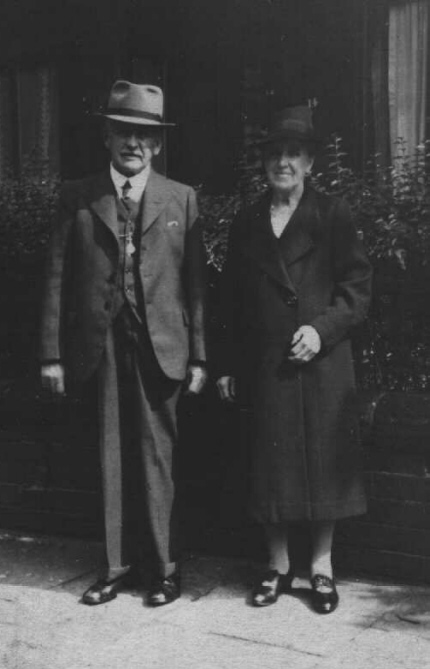 Albert Goldthorpe and Jane Goldthorpe
