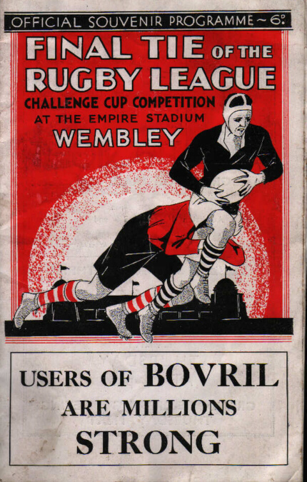 Cup Final 1934